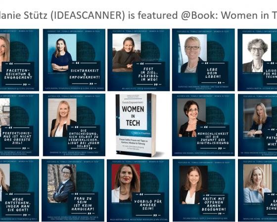 Book: Female Empowerment – Women in Tech