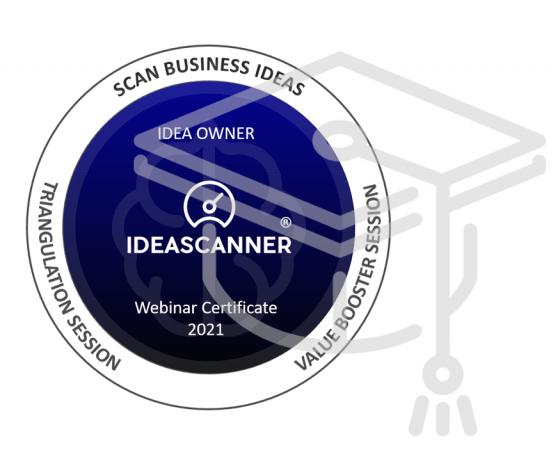 IDEASCANNER: advising for start-ups at universities