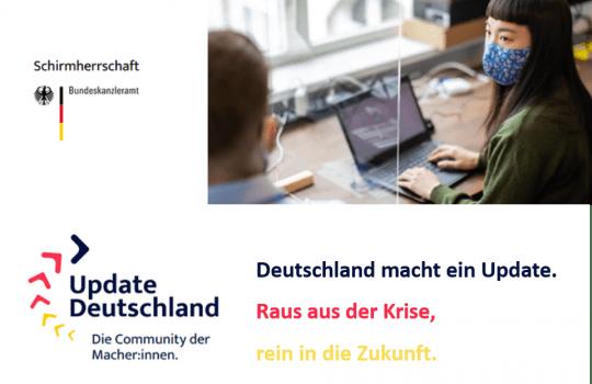UpdateDeutschland: The Community of Makers