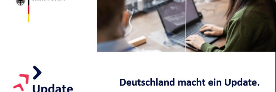 UpdateDeutschland: Die Community der Macher:innen