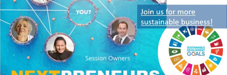 NEXTPRENEURS: Sustainable Entrepreneurs Bar Camp