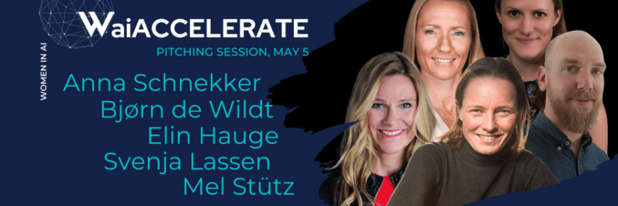 "Women in AI: ""Shark Tank"" with Melanie Stütz"
