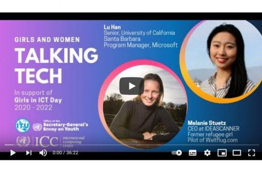 UN: Girls and Women Talking Tech Interview Series