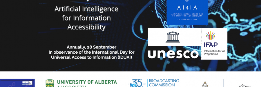 UNESCO: AI4IA Conference with IDEASCANNER